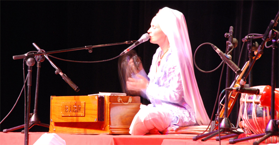 Snatam Kaur 2011 in Munich