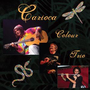 Das CARIOCA COLOUR TRIO