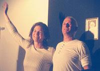 Laor Oman Naharin & Friends - Special Guest aus der Schweiz: Der Perkussionist Samuel Herren