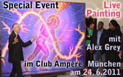 Alex Grey in München