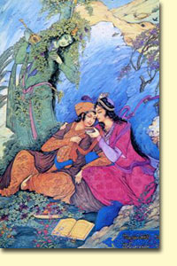 ترانه در ادبیات فارسی